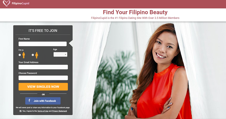 FilipinoCupid Screenshot